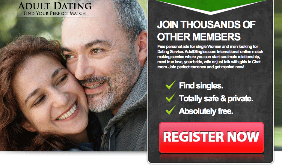 dating service ads Dating service personals  you will not find a date twitter, but you certainly can if you target your site this means that if you decide to meet someone, it will be easy to set up a meeting.